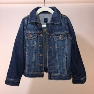 NWOT Baby Gap Girl's Denim Jacket